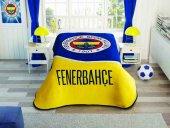 Taç Lisanslı Battaniye Fb Fenerbahçe Tek...