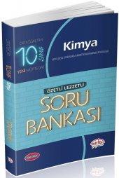 Editör Yayınları 10. Sınıf Kimya Özetli...