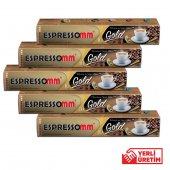 Espressomm Gold Kapsül Kahve (50 Adet) Nespresso Uyumlu*