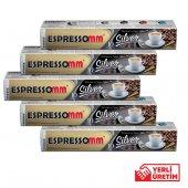 Espressomm Silver Kapsül Kahve (50 Adet) Nespresso Uyumlu*