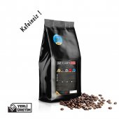 Espressomm Blue Çekirdek Kahve Kafeinsiz (250 Gr)