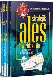 Uzman Kariyer Stratejik ALES Hazırlık Kitabı