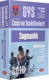 Data Yayınları Gys Ceza Ve Tevkifevleri Saymanlık Hazırlık Kitabı