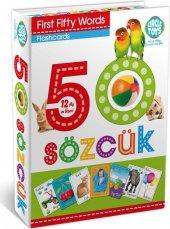 Circle Toys First Fifty Words İlk 50 Sözcük