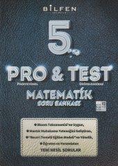 Bilfen Yayıncılık 5. Sınıf Matematik Protest Soru Bankası