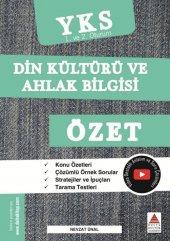 Delta Kültür Tyt Ayt Din Kültürü Ve Ahlak Bilgisi Özet