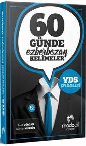 Modadil Yayınları 60 Günde Ezberbozan Yds...