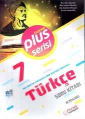 Palme Yayınları 7. Sınıf Türkçe Plus Serisi Soru Kitabı