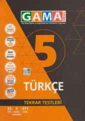 Gama Okul Yayınları 5. Sınıf Türkçe Tekrar Testleri