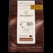 Callebaut Sütlü 823 Drop Küvertür 2,5kg