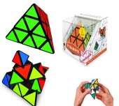 Rubiks Zeka Küpü Pyraminx 5035 Zeka Geliştirici Eğitici Oyuncak Son 1 Adet