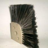 9Cm X 11Cm 9Cm Kılboylu Bordür Takoz Fırçası (Polyamid Bağlantılı, Çelik Kıllı) (6 Adet)