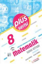 Palme Yayınları 8. Sınıf LGS Matematik Plus Serisi Soru Kitabı