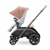 Quinny Hubb Bebek Arabası / Cork on Grey-10