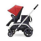 Quinny Hubb Bebek Arabası / Red on Graphite-11