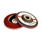 Sterk Flap Disk Zımpara Alüminyum Oksit 115x22mm 80kum (5 Adet)