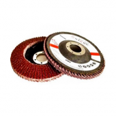 Sterk Flap Disk Zımpara Alüminyum Oksit 115x22mm 40kum (5 Adet)