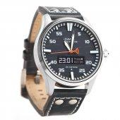 Dark Smart Time Siyah Kadran Lacivert Spor Kayışlı Klasik Akıllı Saat (Dk Ac Swt4405)