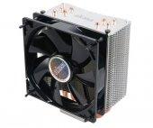 Akasa Nero 3 120mm Fan Plakasız Montaj Amd Intel Tüm Soketlerle Uyumlu İşlemci Soğutucusu (Am4 Ryzen Uyumlu) (Ak Cc4007ep01)