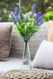 Mor Nemesia (Ömürsüz) Yapay Çiçek