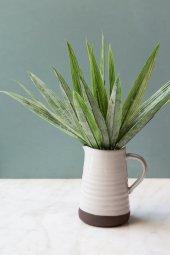 Büyük Boy Yapay Palmiye Yaprakları
