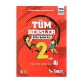Sınav 2.sınıf Tüm Dersler Soru Bankası (Yeni)...