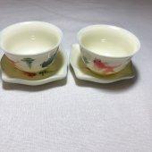 Japon Porseleni Mini Çay Fincanı