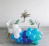 Mavilim Balon Bulut Kiti