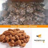 Malatya Kayısı Çekirdekli Çikolata 250 Gr