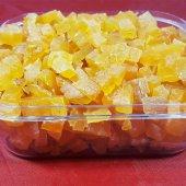Küp Kesme Sarı Kayısı 250 Gr