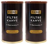Fiero Filtre Kahve 454 Gr (2 Kutu)