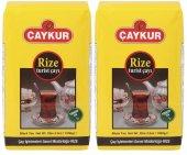 çaykur Rize Turist Çayı 1000 Gr Siyah Çay (2 Paket)