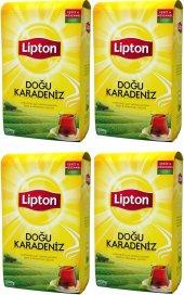 Lipton Doğu Karadeniz Siyah Çay 1 Kg (4 Paket)