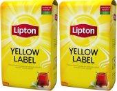 Lipton Yellow Label 1 Kg Siyah Çay (2 Paket)