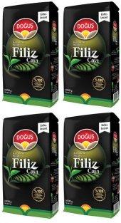 Doğuş Karadeniz Siyah Filiz Çayı 1 Kg (4 Paket)