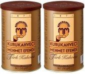 Kurukahveci Mehmet Efendi Türk Kahvesi 250 Gr (2 Kutu)
