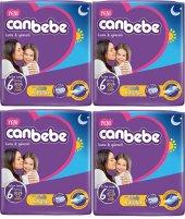 Canbebe Extra Large 6 Numara 24*4 96 Adet Bebek...