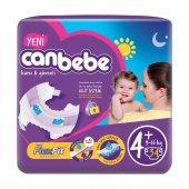 Canbebe Maxiplus 4+ Numara 34 Adet Bebek Bezi 9 16 Kg