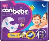Canbebe Maxi 4 Numara 40 Adet Bebek Bezi 7 14 Kg
