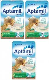 Aptamil Sütlü Pirinçli Muhallebi Kaşık Maması 250 Gr. (3 Adet)