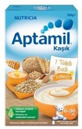 Aptamil Yedi Tahıllı Ballı Kahvaltı Kaşık Maması 250 Gr.