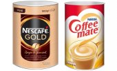 Nescafe Gold 900 Gr. + Coffee Mate Kahve Kreması 2000 Gr.