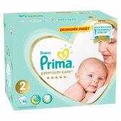 Prima Premium Care 2 Numara 88 Adet Bebek Bezi 4 8 Kg