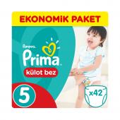 Prima Ekonomik Paket 5 Numara Külot Bez 42 Adet 11 16 Kg