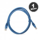 Dark 1m Cat6 Cu Awg24 7 Utp Mavi Network Kablosu (Dk Cb Nt6u100bu)
