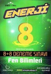 Palme Yayınları 8. Sınıf Fen Bilimleri Enerji 8+8 Deneme Sınavı