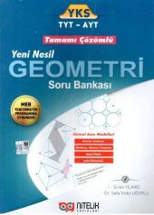 Nitelik Yayınları Tyt Ayt Geometri Yeni Nesil Soru Bankası