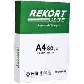 Rekort A4 80 Gr M Fotokopi Kağıdı (5li Paket Koli)