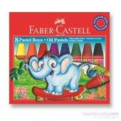 Faber Castell Redline Karton Kutu Pastel Boya 8...