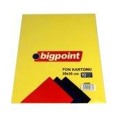 Bigpoint Fon Kartonu 25 X 35 Karışık 10lu